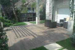 Furnished Triplex Villa For Sale In Broumana