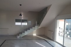 Panoramic View Duplex Apartment For Rent In Baabdat