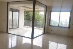 Panoramic View Apartment For Sale In Ain Saade