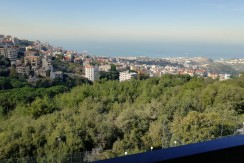 Panoramic View Apartment For Sale In Ain Aar-Hbous