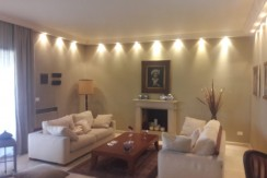 Beirut And Sea View Apartment For Sale In Beit Mery