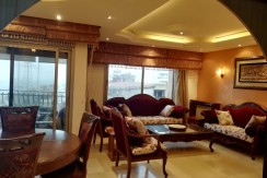 Panoramic View Furnished Duplex For Sale In Aoukar