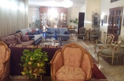 Mountain View Ground Floor For Rent In Mrah Ghanem