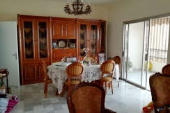 Sea And Beirut View Apartment For Sale In Zalka