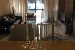 Sea And Mountain View Apartment For Sale In Roumieh