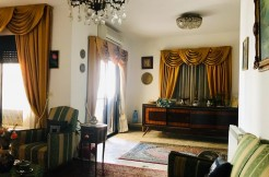 Partial View Furnished Apartment For Sale In Mansourieh