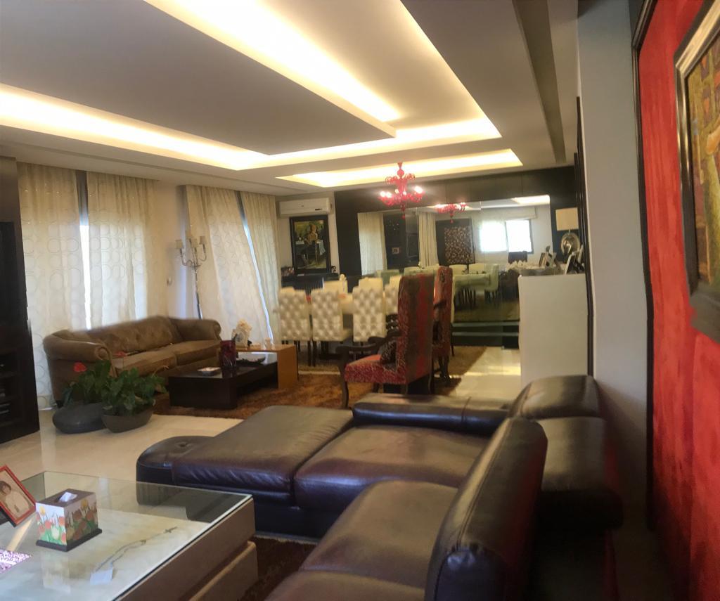 Garden Floor Apartment For Sale In Mar Chaaya