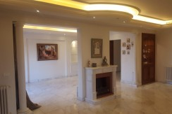 Panoramic View Furnished Apartment For Sale In Ain Saade