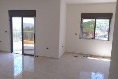 Mountain View Duplex Apartment For Sale In Zaroun