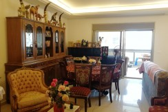 Mountain View Apartment For Sale In Bsalim