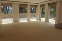 Panoramic View Villa For Sale In Broumana