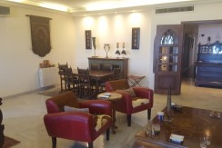 Beirut View Furnished Apartment For Sale In Fanar