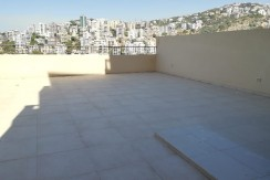 Sea And Mountain View Apartment For Sale In Mezher