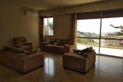 Sea View Furnished Apartment For Rent In Broumana