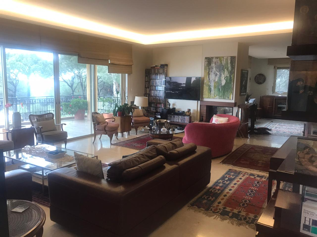 Mountain View Apartment For Sale In Nabaa Saade