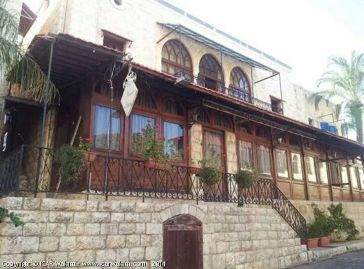 Old house for sale in zouk mikael icar wakim for Balcony deck zouk
