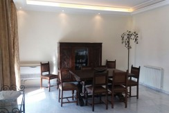 Panoramic View Furnished Apartment For Rent In Bkennaya