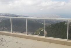 Panoramic View Duplex For Sale In Dahr El Sawan
