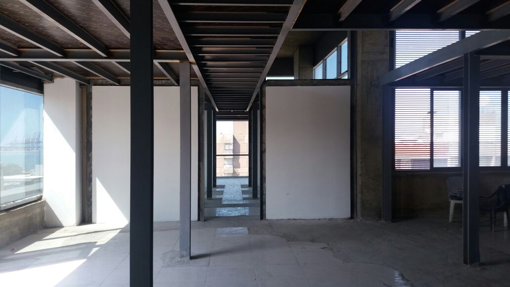 Sea And Beirut View Office Space For Rent In Zalka