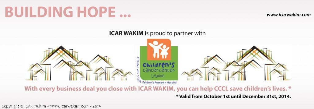 ICAR Wakim CCCL Campaign 2014