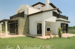 Detached Villa For Sale In Antalya – Turkey
