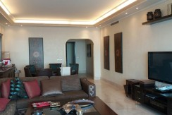 Sea And Beirut View Furnished Apartment For Sale In Dekweneh