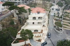 Panoramic Mountain View Villa For Sale In Dhour Choueir