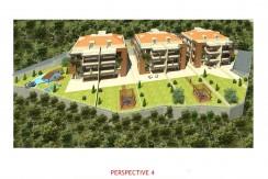 Mountain View Garden Floor For Sale In Oyoun – Broumana
