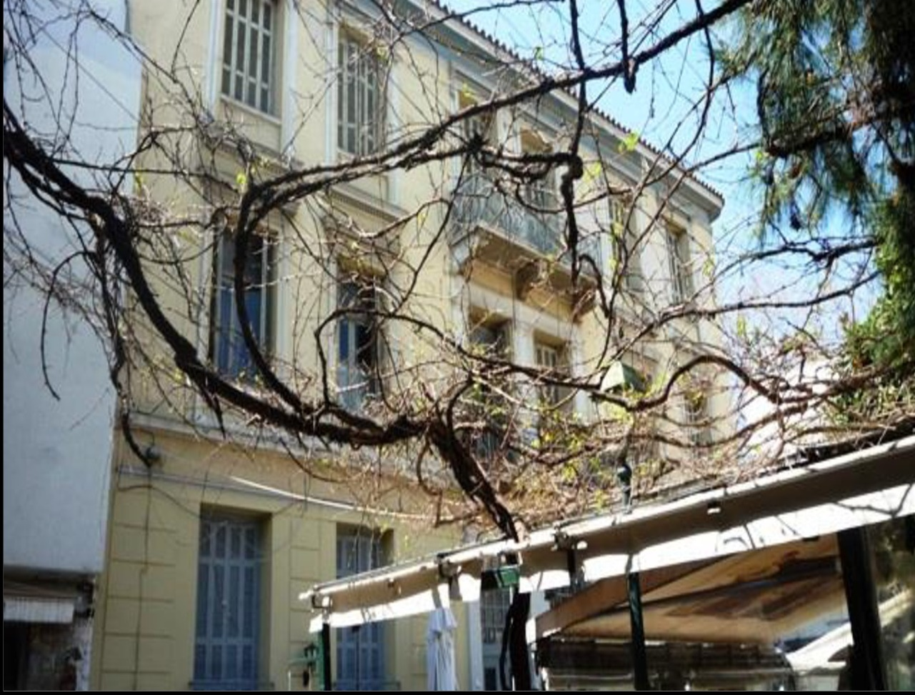 Building For Sale in Athens – Plaka