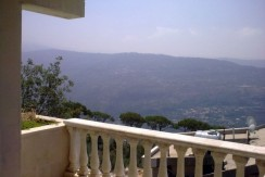 Mountain View Villa For Rent Or Sale In Baabdat